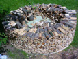 Just a Pile of Wood - Stack Firewood